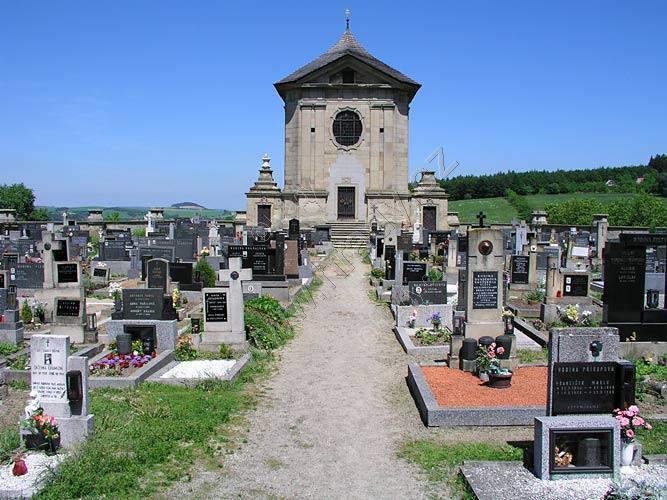 barokní hřbitov