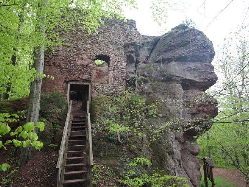 Hrad Břecštejn