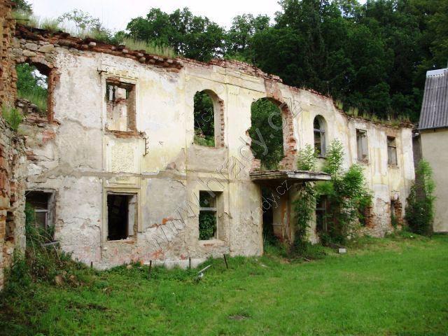 Zámek Buková
