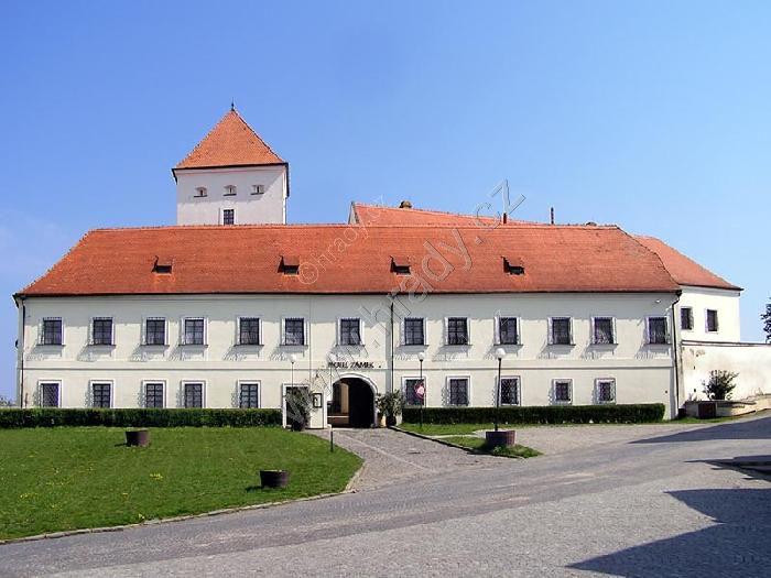 Zámek Čejkovice