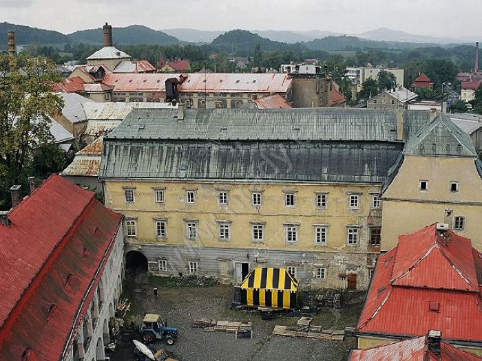 Zámek Česká Kamenice