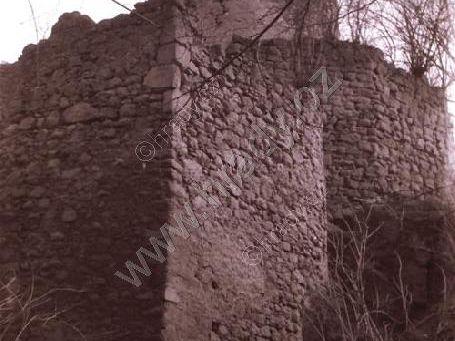 Hrad Cimburk u Koryčan