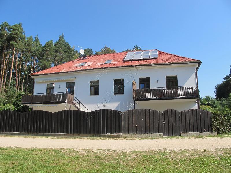 Zámek Cizkrajov