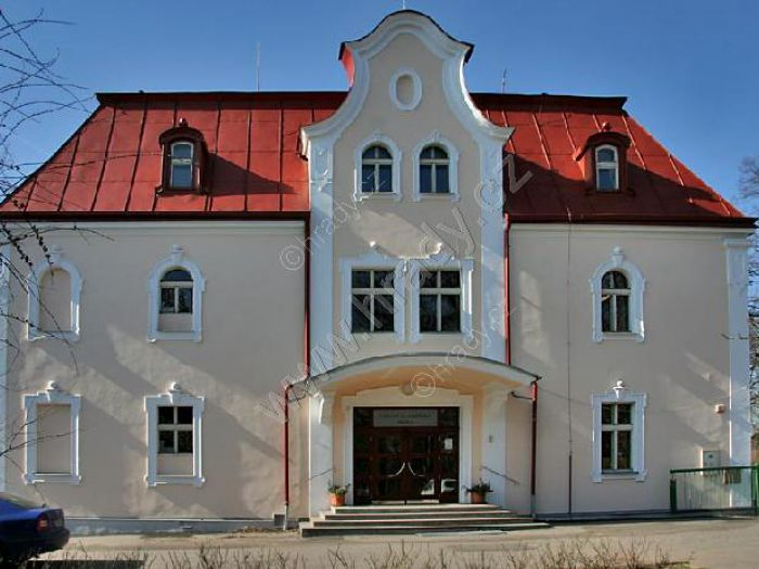 Zámek Dalovice