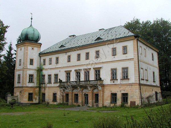 Zámek Dolní Adršpach