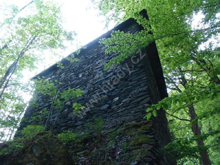 Hrad Dolní Štěpanice