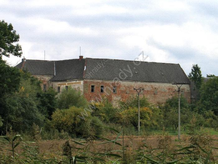 Zámek Doubravice