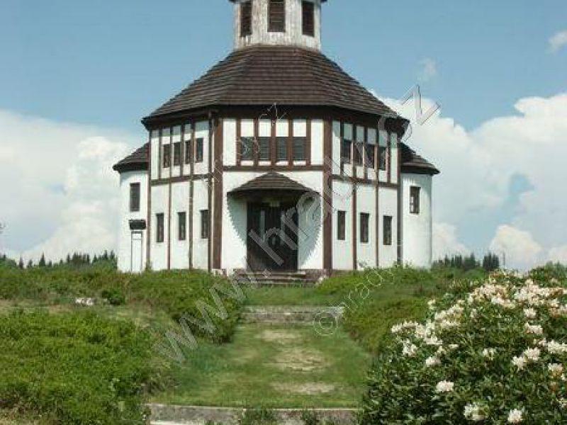 evangelický kostel (Tesařovská kaple)