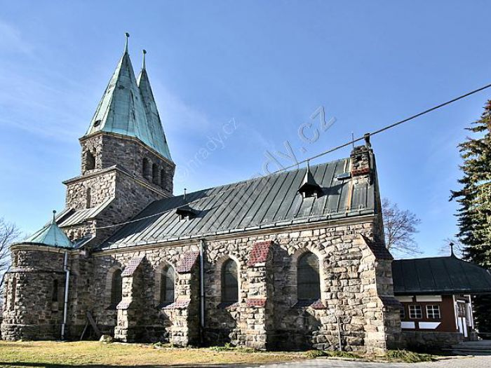 evangelický kostel Vykupitele