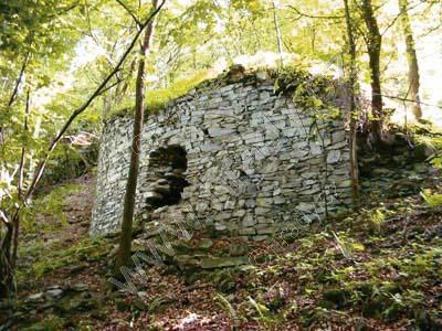 Hrad Fredevald, Pustý zámek