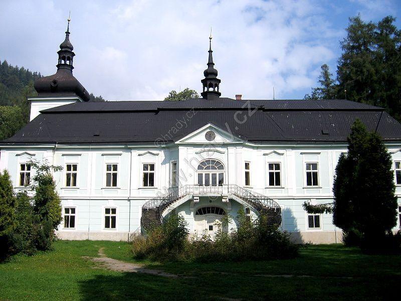 Zámek Horní Maršov