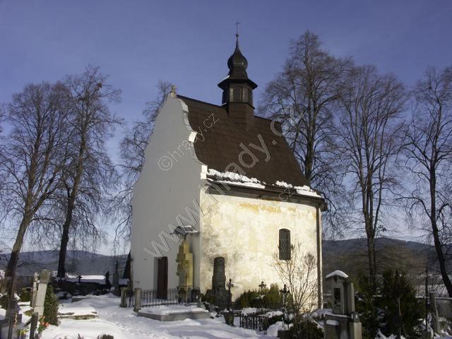 hřbitovní kaple sv. Anny