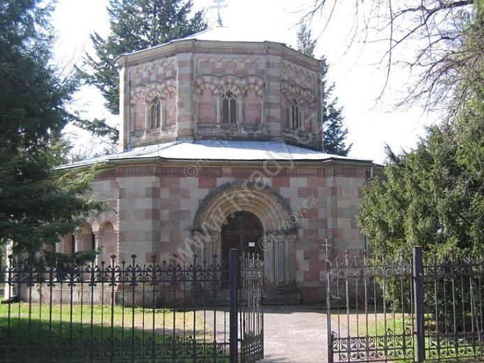 hrobka Harrachů