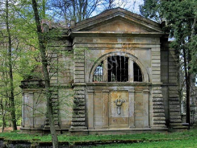 hrobka rodiny Dittrichů