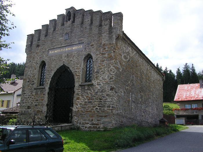 hrobka rodu Belcredi