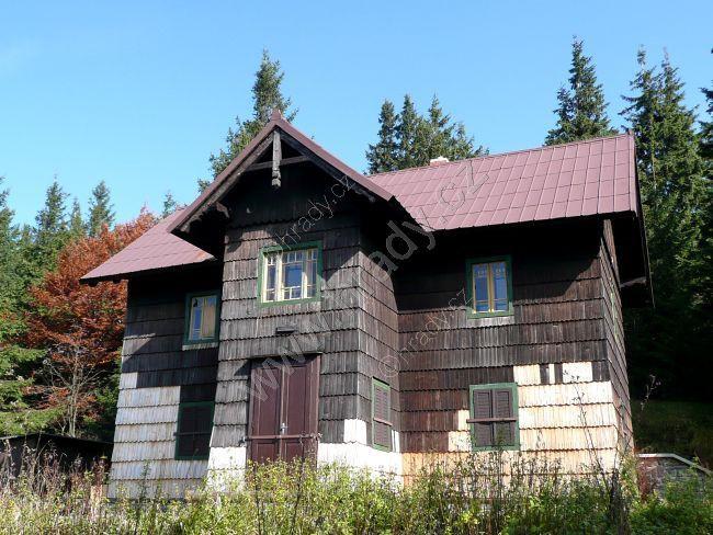 Zámek Hubertova chata
