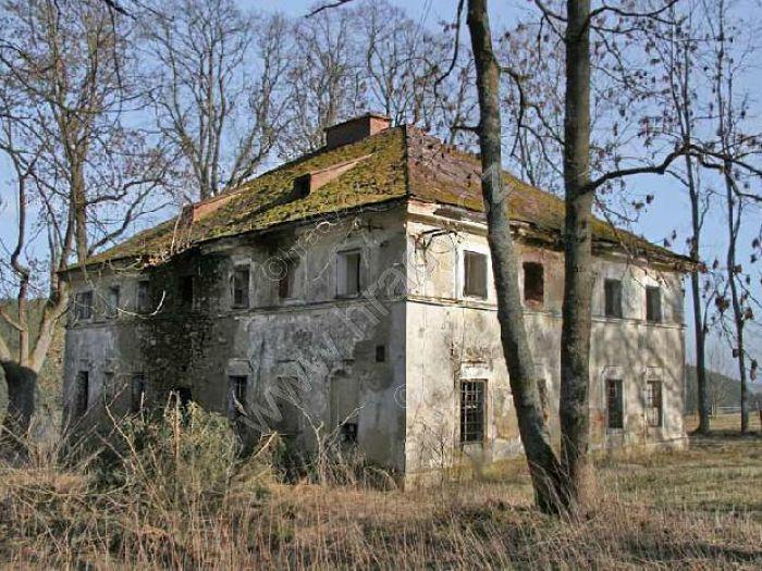 Zámek Jánský zámek