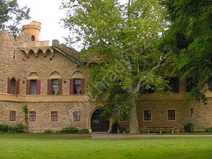 Hrad Janův hrad