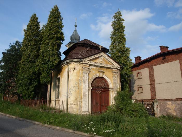 kaple Bolestné matky Boží