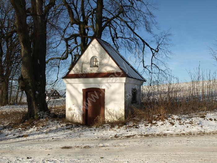 kaple na rozcestí