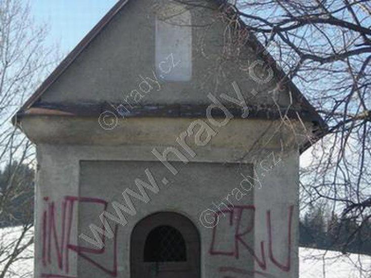 kaple Nanebevstoupení Páně