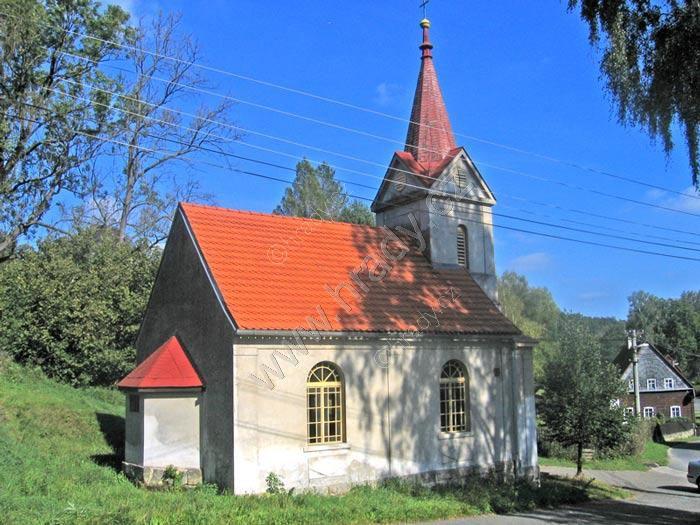 kaple Nanebevstoupení Panny Marie