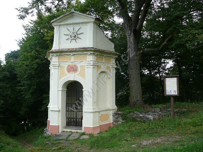 kaple Nejsvětější Trojice (výběrčího)
