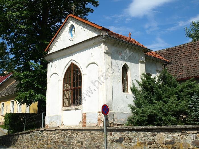 kaple Panny Marie Karlovské