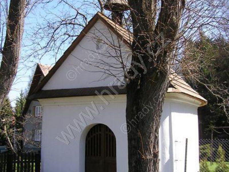 kaple Panny Marie na Gvardůvkách