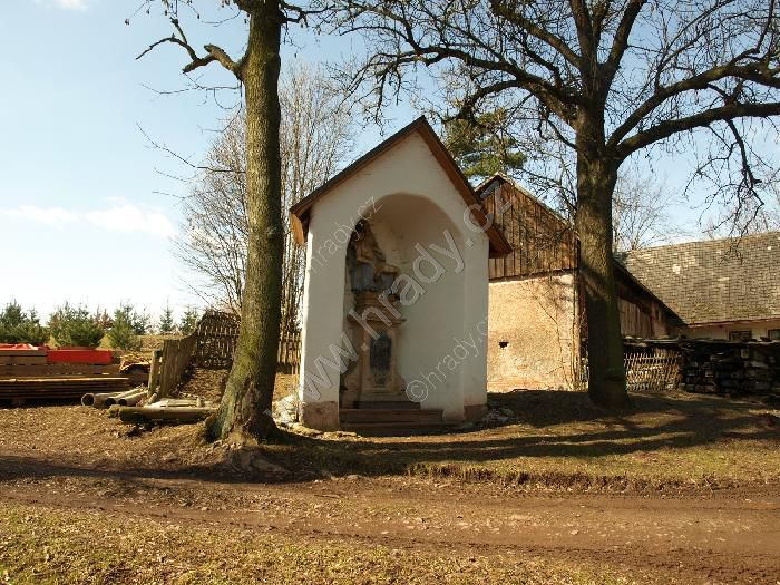 kaple s Pietou