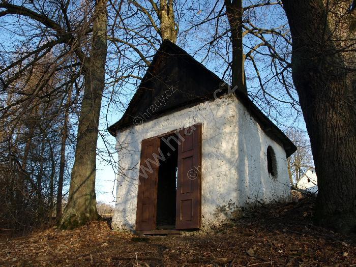 kaple sv. Jana Nepomuckého