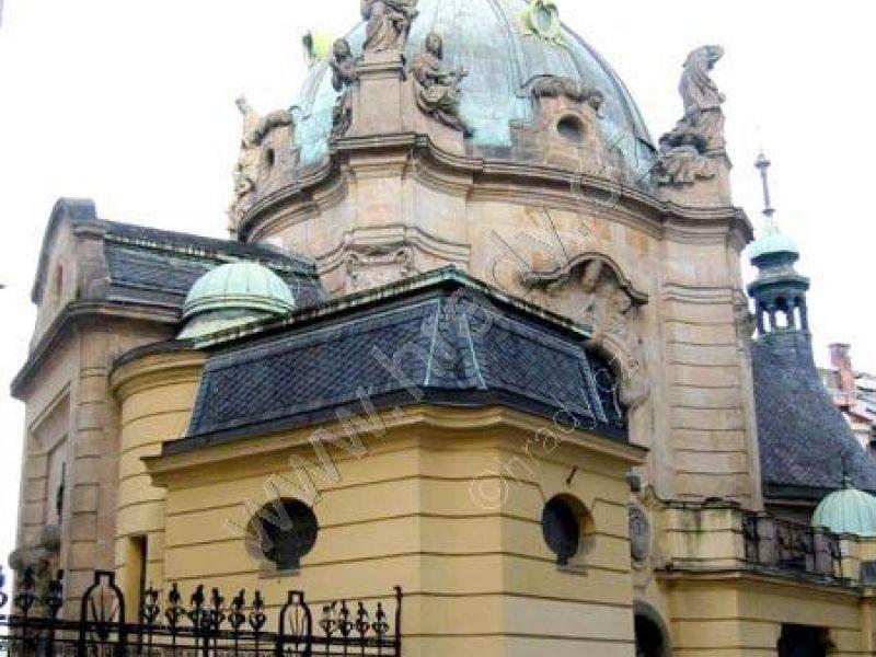 kaple sv. Jana Sarkandera