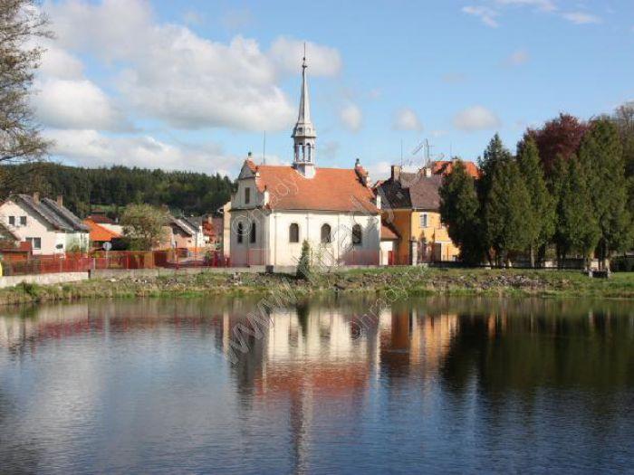 kaple sv. Josefa (sv. Alžběty)
