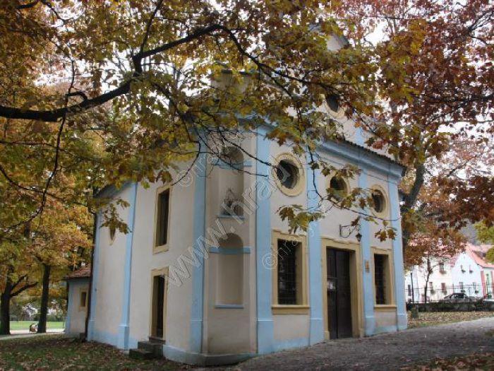 kaple sv. Martina