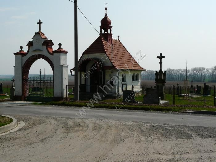kaple sv. Panny Marie