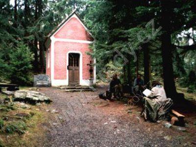 kaple sv. Vintíře