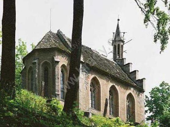 kaple Zvěstování Panně Marii
