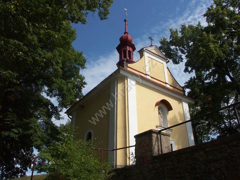 kaple Zvěstování Panny Marie