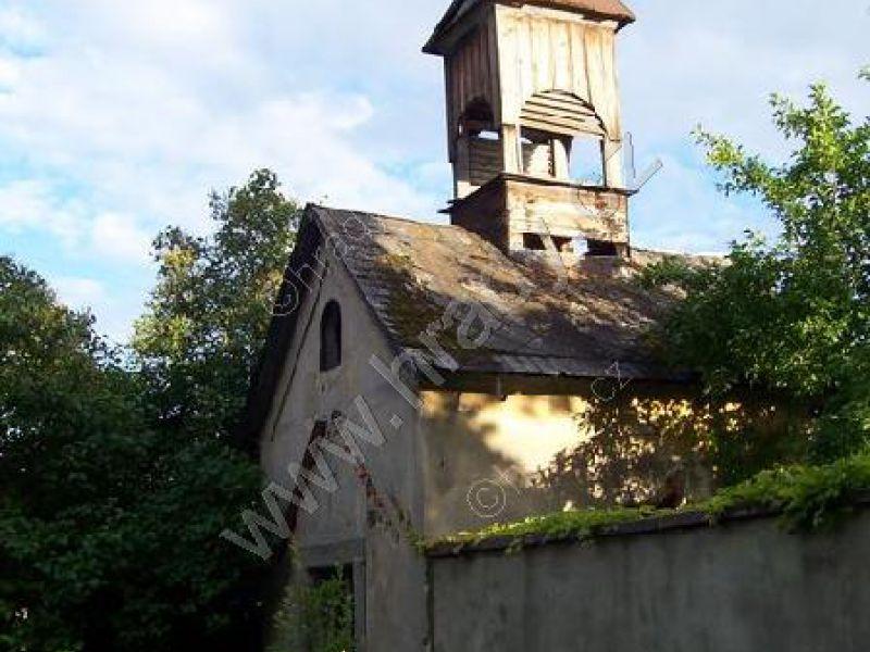 kaplička na Hřebence
