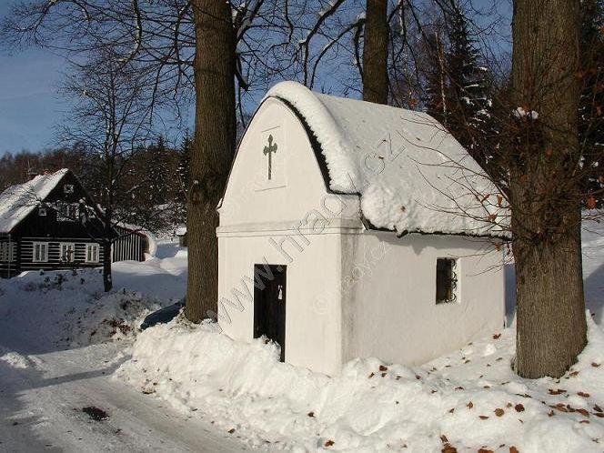 kaplička na Mariánské hoře