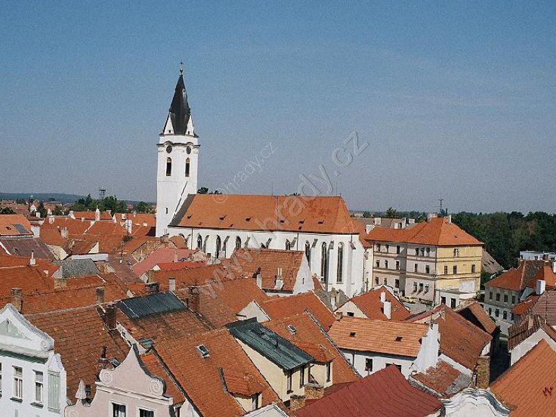 klášter augustiniánů s kostelem sv. Jiljí