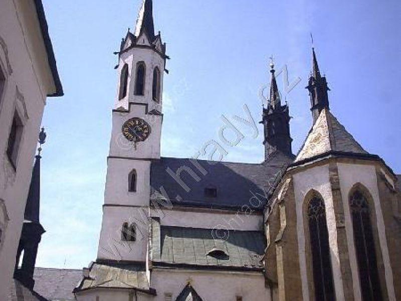 klášter cisterciáků s kostelem Nanebevzetí Panny Marie