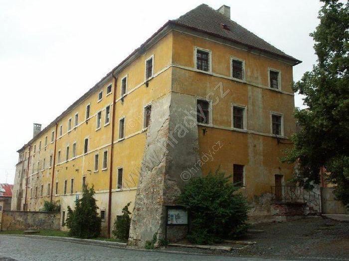 klášter jezuitů s kostelem sv. Ignáce