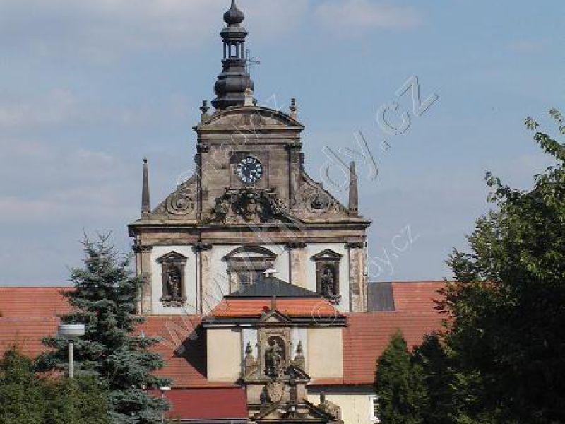 klášter kartuziánů s kostelem Nanebevzetí Panny Marie