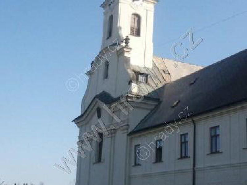 klášter milosrdných bratří s kostelem sv. Václava