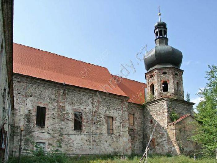 klášter obutých augustiniánů s kostelem Zvěstování Panny Marie