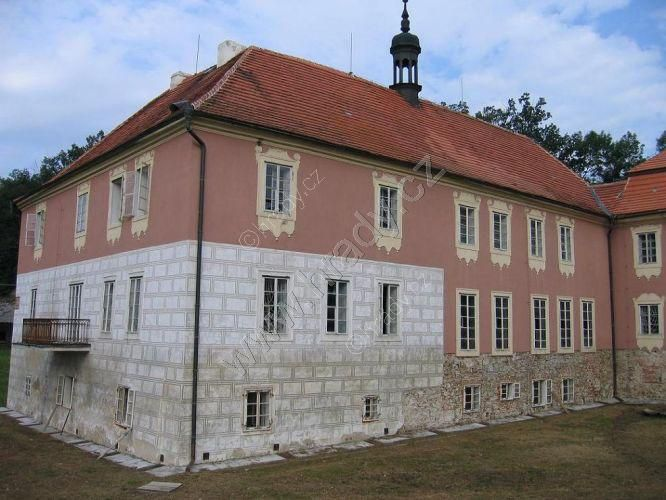 Zámek Koloděje nad Lužnicí