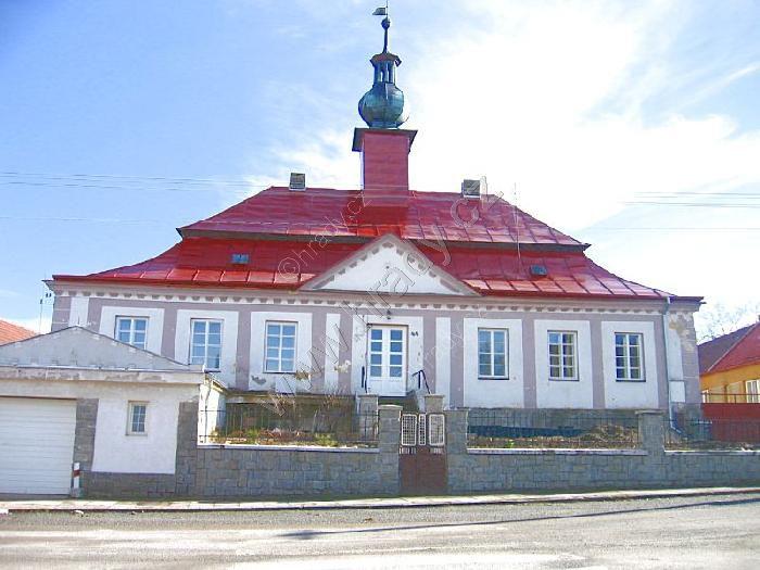 Zámek Košetice - nový zámek