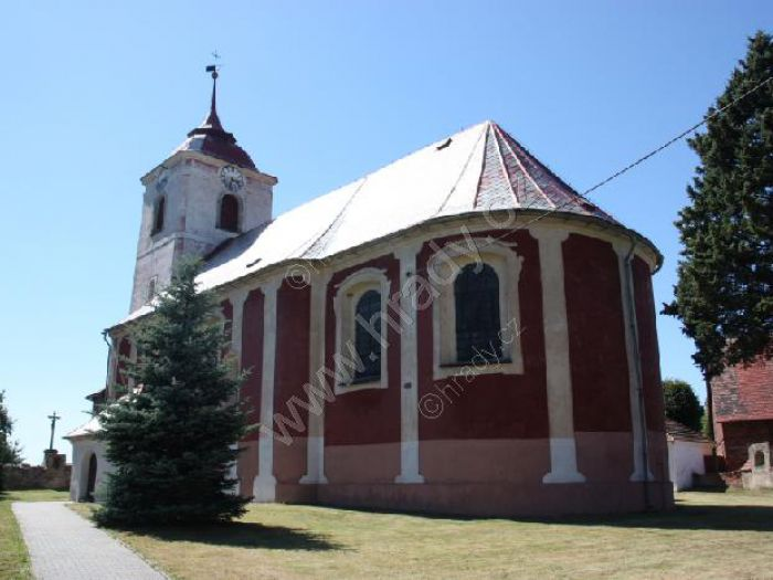 kostel Archanděla Michaela