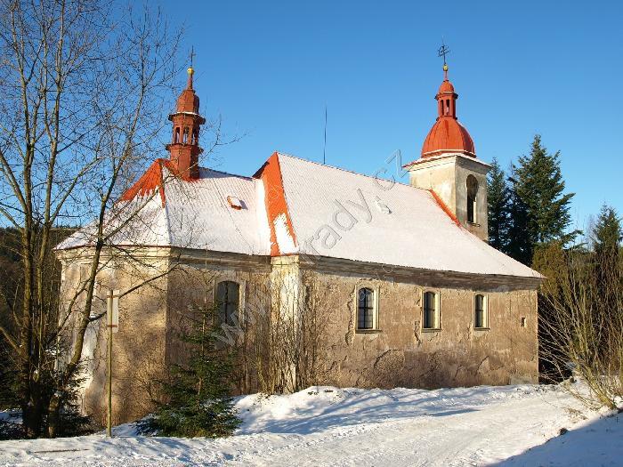 kostel Krista Dobrého pastýře